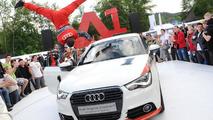 Audi A1 Wasserwacht, Wörthersee 2010, Austria, 20.05.2010
