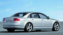 Audi A8 Facelift - 4.2 TDI quattro