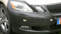 Lexus GS Facelift Prototype