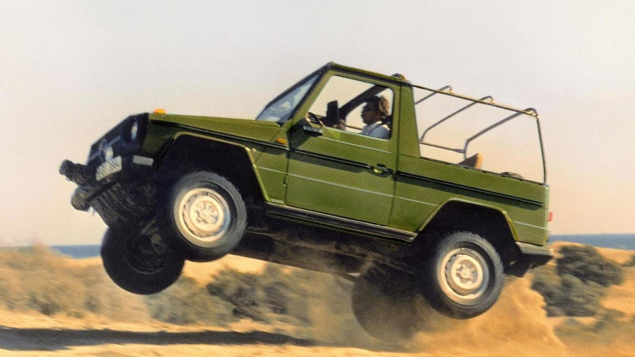 Mercedes-Benz baby G-Class to be called GLG - report