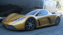 Kepler Motors MOTION Hybrid Supercar