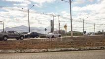 Flagra - Ford Mustang no Brasil