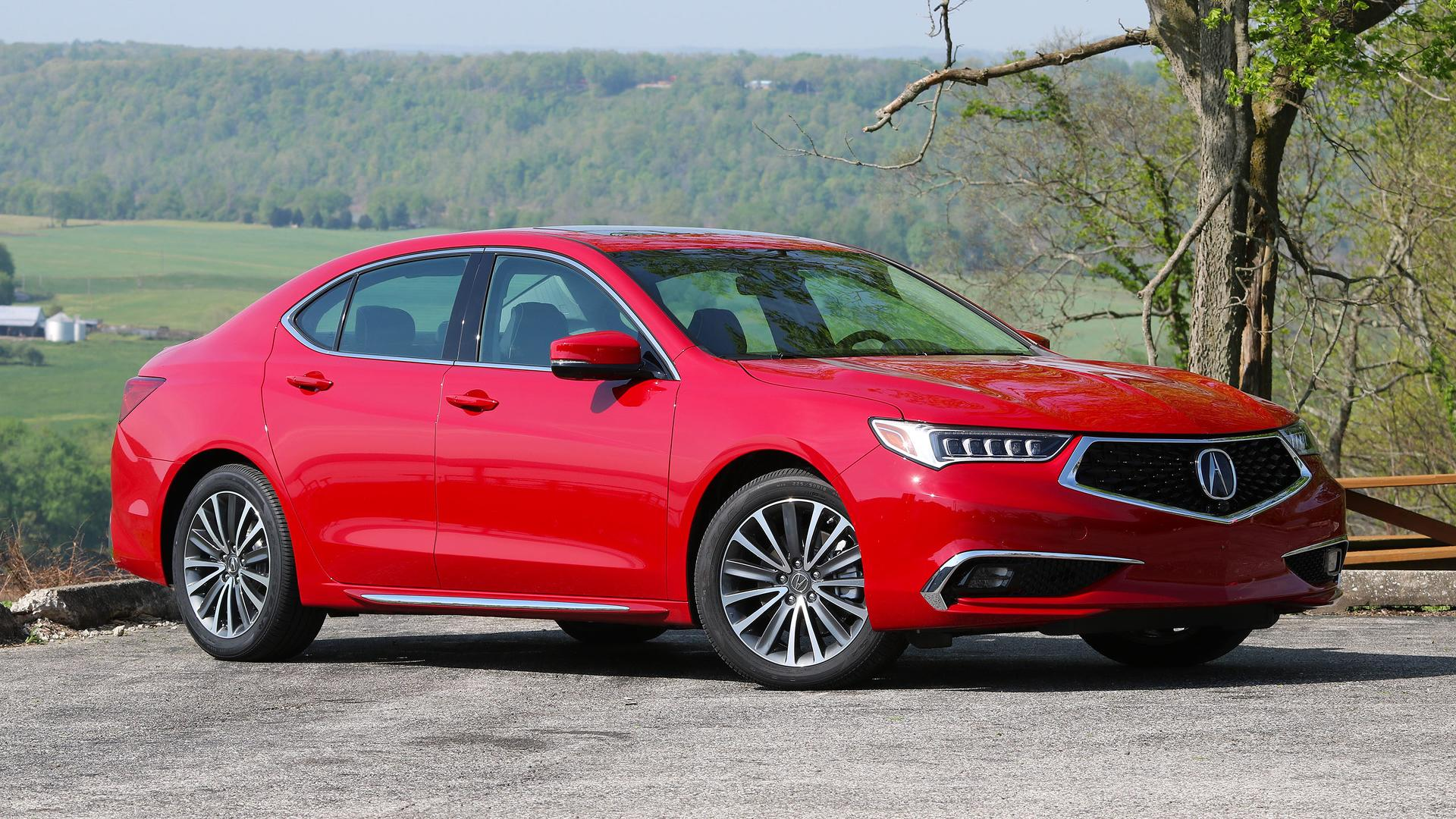 2018 acura tlx first drive  the outlier choice gets better