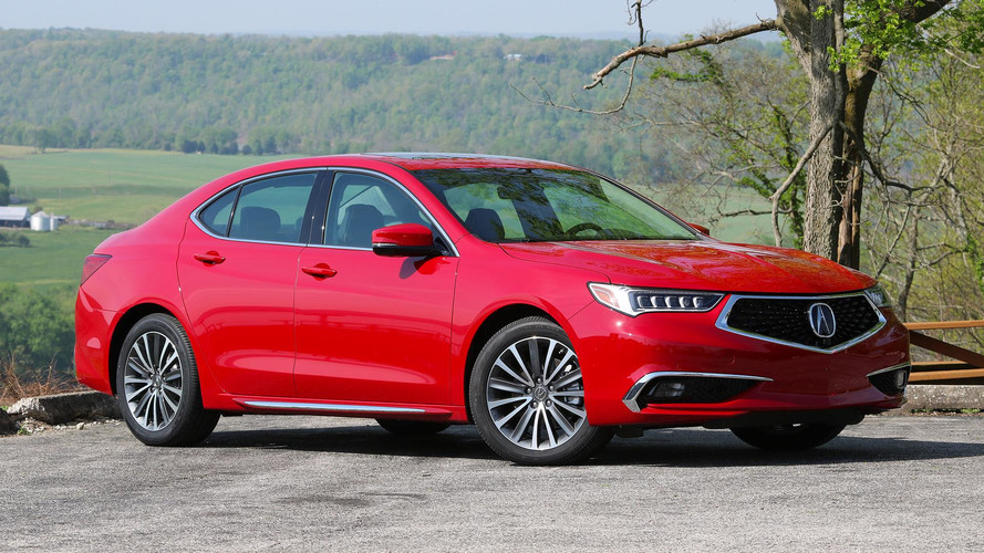 2018 Acura TLX First Drive: The Outlier Choice Gets Better