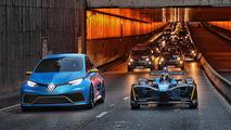 Renault Zoe e-Sport Concept and Formula E