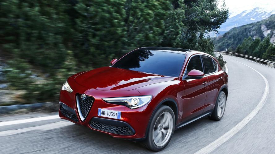Alfa Romeo Stelvio 2017, primera prueba