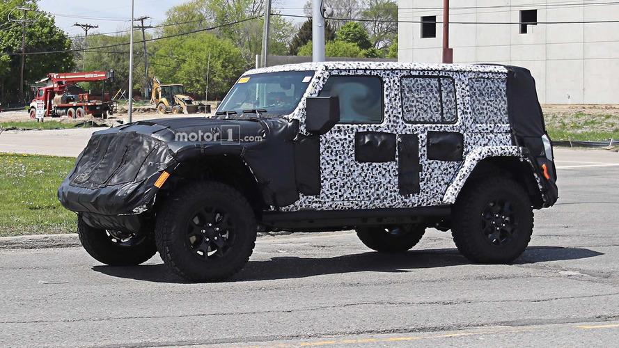 2018 Jeep Wrangler'a ait bilgiler sipariş sisteminden sızdı
