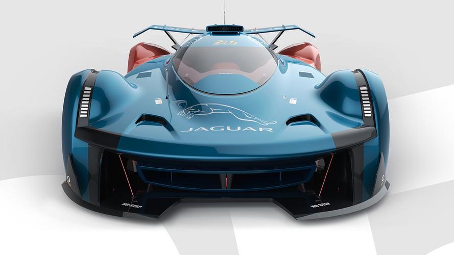 Jaguar SS-107 Le Mans Concept