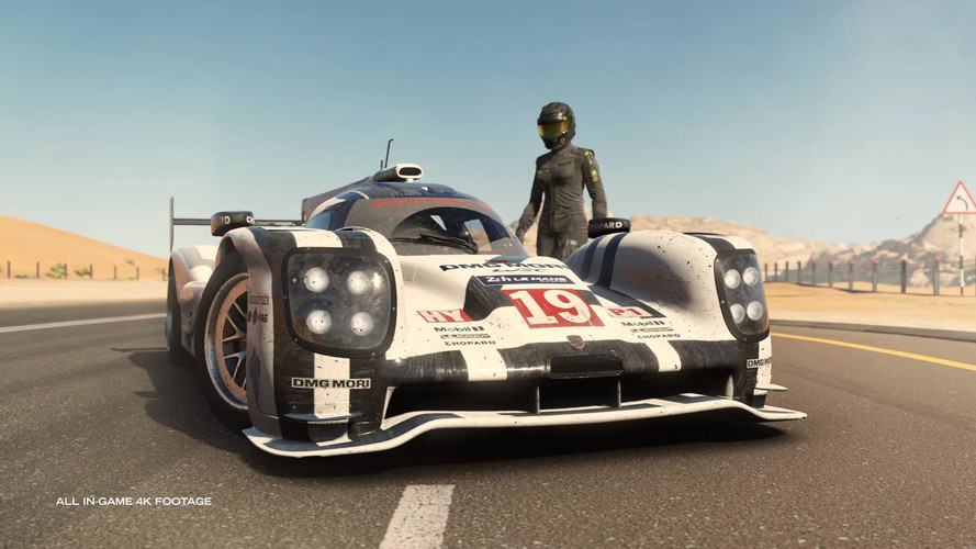 Forza 7, şimdiye kadar üretilen en güçlü konsolda muhteşem görünüyor