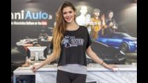 Le ragazze del Motor Show 2014