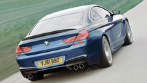 2013 BMW M6 F13 artists rendering
