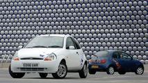 Ford Ka With Ka-ligraphy Vinyl Graphics