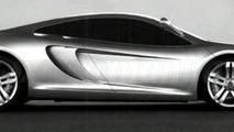 McLaren F2?
