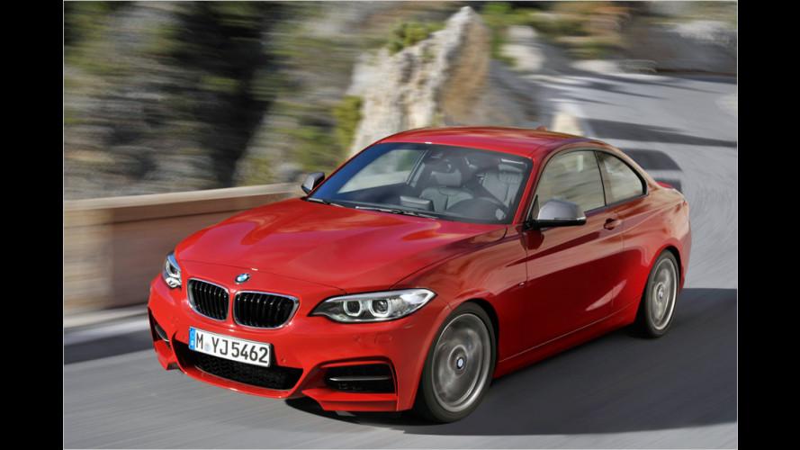 BMW 2er: Zwei-Deutigkeit