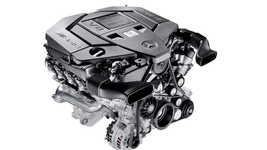 Mercedes-Benz introduces new AMG-developed 5.5 liter V8