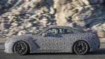 Nissan GT-R spy photo
