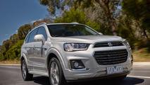 2016 Holden Captiva revealed, will replace the Captiva 5 & Captiva 7