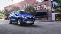 2017 Chevy Trax shows its new face in Chicago