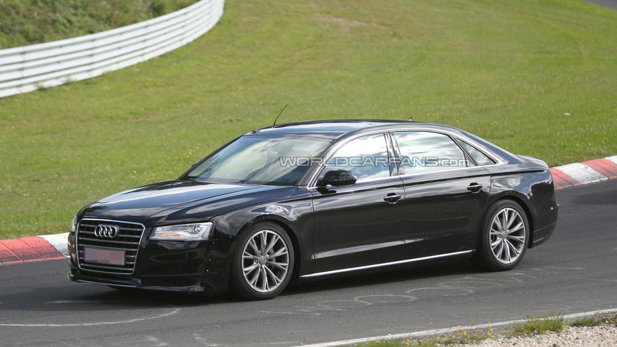 Next generation Audi A8 reportedly delayed until late 2017 to perfect autonomous tech