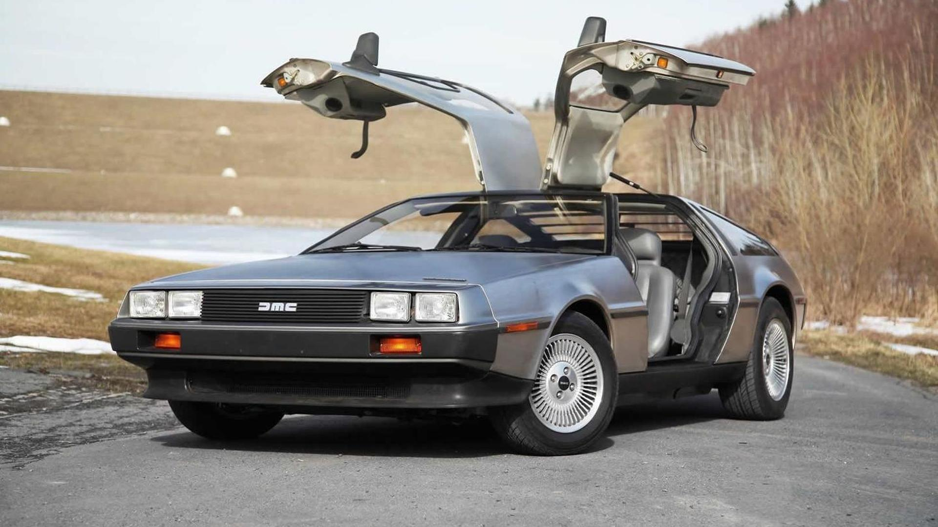 delorean owner arrested for actually going 88 mph. Black Bedroom Furniture Sets. Home Design Ideas