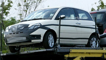 SPY PHOTOS: Lancia Ypsilon Facelift