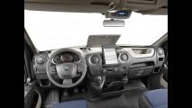 Renault Master 2010 - Van ganha novo visual e mais equipamentos na Europa