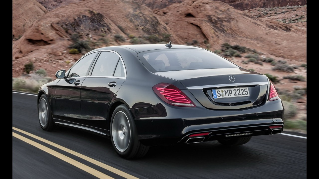 Vídeo: Mercedes mostra evolução do Classe S ao longo das gerações
