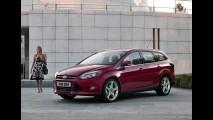 Salão de Paris: Novo Ford Focus Estate 2011 (Station Wagon)