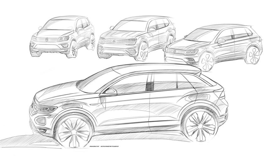 Volkswagen iki yeni crossover hazırlıyor