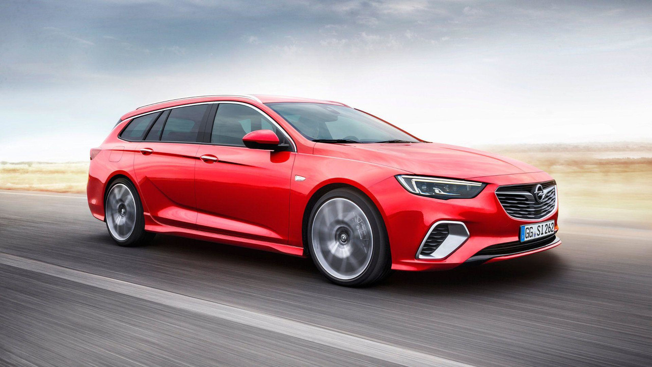 opel insignia gsi sports tourer debuts with biturbodiesel engine. Black Bedroom Furniture Sets. Home Design Ideas