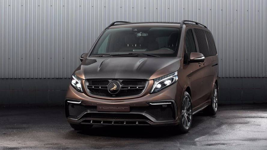 Mercedes-Benz V-Class Inferno by TopCar
