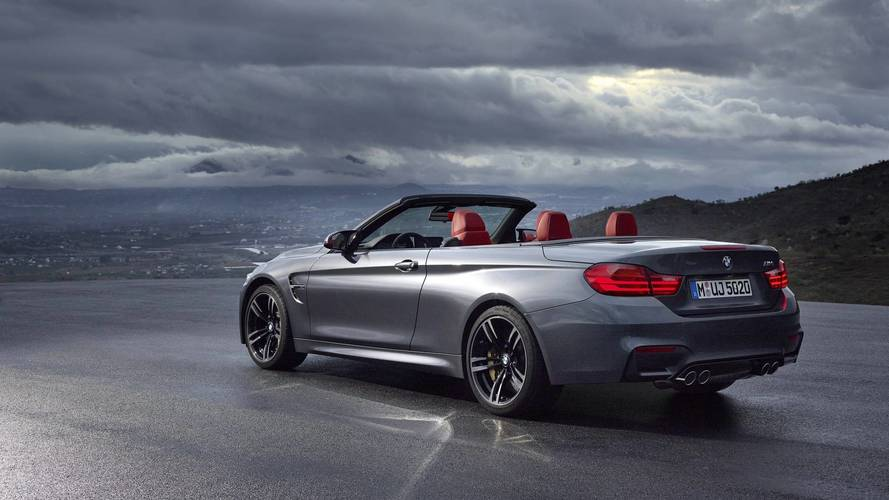 2017 Bmw M4 Convertible Review