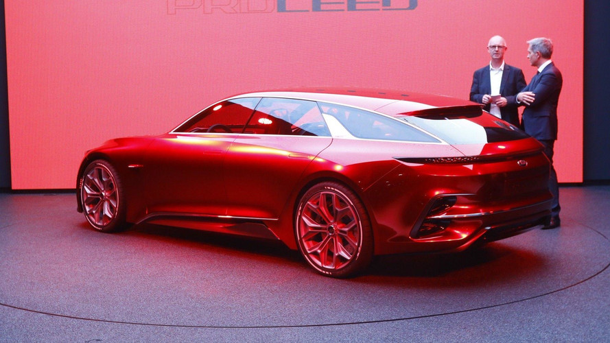 2017 Kia Proceed concept
