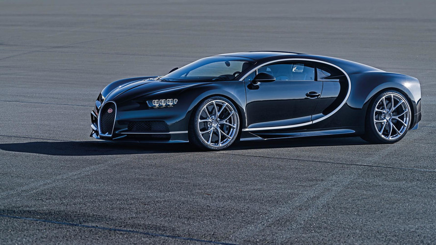 Bugatti Chiron Successor Confirmed, Development To Begin 2019