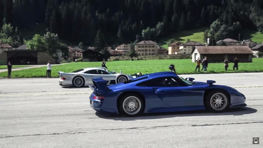Hiper otomobillerin hızlanmalarını izleyin!