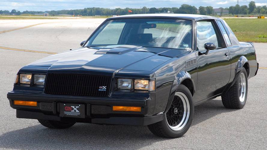 The First Buick GNX Is For Sale, Bring Tons Of Money