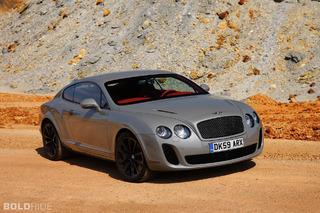 Bentley Continental Supersports