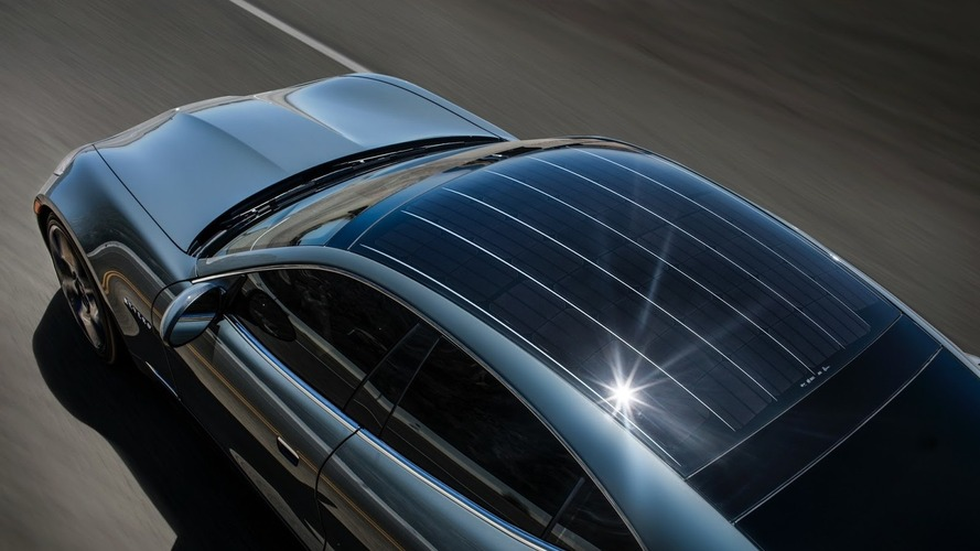 Panasonic Wants More EVs With Solar Roofs