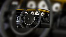 Rolls-Royce Wraith Bespoke Jaune et gris
