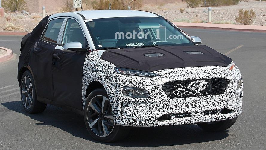 Hyundai, 2018'e kadar iki yeni kompakt crossover çıkaracak