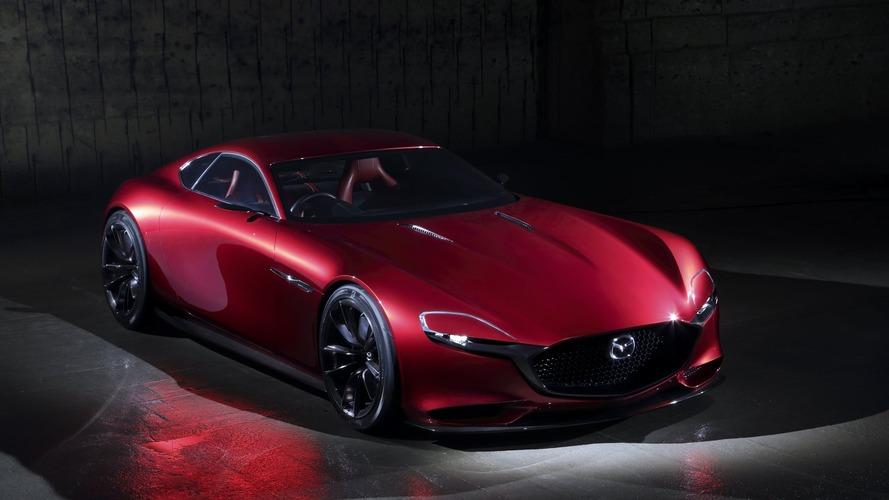 Rotary motorlu Mazda Tokyo'da olacak
