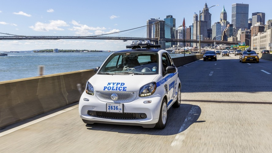 New York Polis Departmanı 250 adet Smart ForTwo sipariş etti