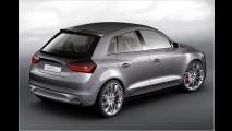Audi zeigt A1