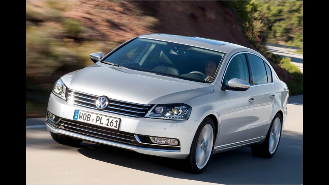 VW Passat 1.6 TDI BlueMotion