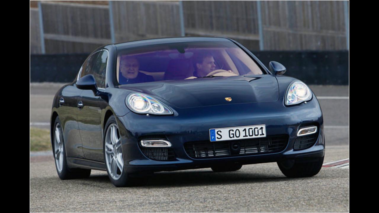 Porsches Business-Jet