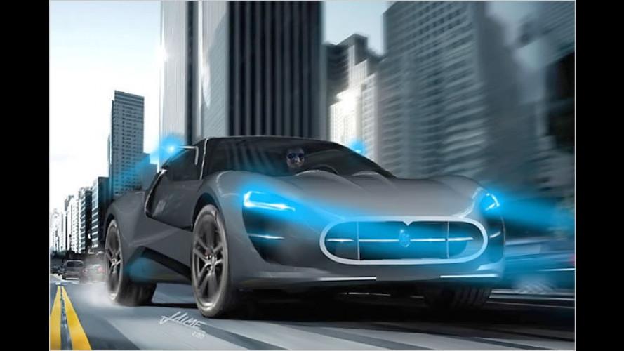 Maserati GT Garbin für das Jahr 2020