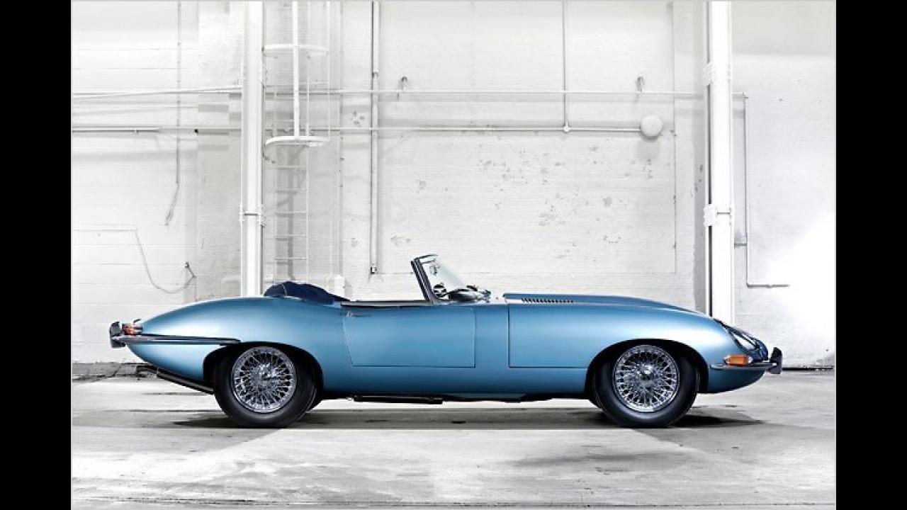 Platz 9: Jaguar E-Type (15,0 Prozent)