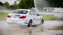 BMW sets new world record for longest drift 15.05.2013