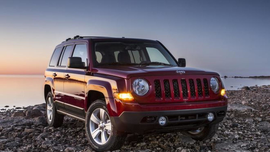 Jeep Compass & Patriot replacement still a ways off