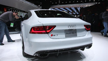 2014 Audi RS7 Sportback live in Detroit 14.01.2013